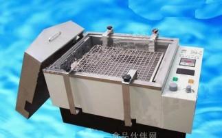 数显水浴恒温振荡器使用说明书