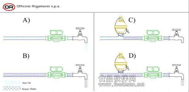 自动排气阀结构图片
