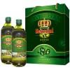 皇家蒙特垒橄榄油,蒙特垒特级初榨橄榄油简装礼盒500ml*2