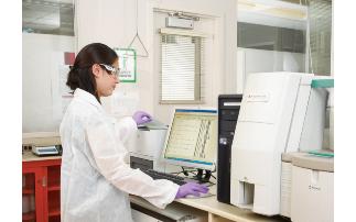 RiboPrinter® 在肉毒梭菌�b定和分子分型中的��用