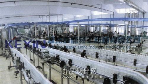 桶装纯净水生产线xiang小瓶装纯净水生产线