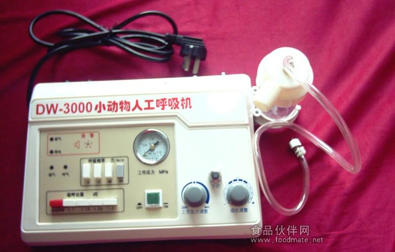 动物呼吸机,dw-3000小动物人工呼吸机