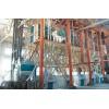 80吨小麦磨面机 小麦磨面机械 小麦磨面机组