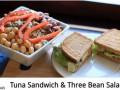 《宅男美食》52集健康午餐金枪鱼三明治三豆沙拉 (Tuna Sandwich) (10播放)