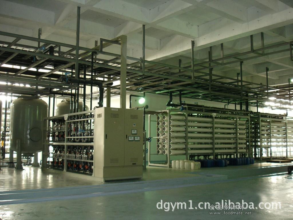 印刷电路板和集成电路及封装超纯水设备系统