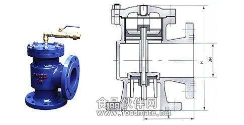 h142x-10液压水位控制阀