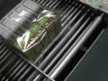 L型全自动包装收缩机视频快餐包装机盒饭包装机热收缩包装机