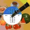 糖度计 LH-T32 0-32%手持式折射仪 水果食品饮料 糖份测量仪