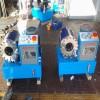 工程机械油管扣管机