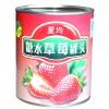 供应烘焙草莓罐头
