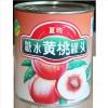 供应烘焙黄桃罐头