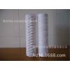 厂家供应脱脂棉线绕滤芯,电镀过滤棉芯厂家