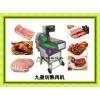 双变频调试切熟肉机,切叉烧肉机