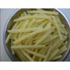 土豆条设备 土豆条加工油炸流水线
