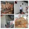 板鸭烘干房、鸭肉烘干房