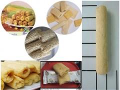 出口朝鲜膨化食品机械