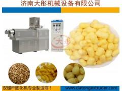 膨化夹心食品机械