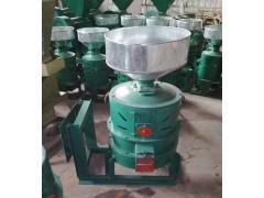 立式砂輪碾米機 磨谷機