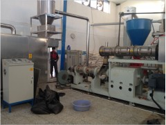 鱼饲料生产线 水产,鱼饲料机组套设备