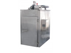 台湾烤肠全套加工设备蒸煮烟熏炉价格