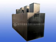 生产废水治理设计方案