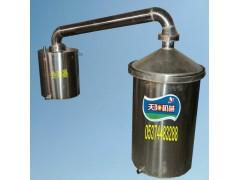 100型煤材两用烧酒机生料酿酒设备