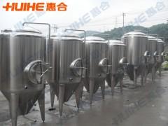 酿酒不锈钢发酵罐