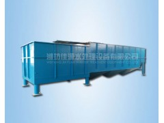 斜管(板)沉淀器一体化污水处理设备