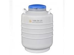 液氮罐厂家—成都金凤液氮罐(YDS-30-125中型液氮罐)