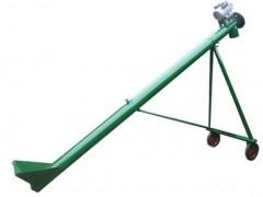 面粉不锈钢螺杆上料机 行走式圆管型上料机