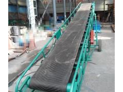 移动带式输送机 袋装粮食装卸输送机 防滑型皮带机