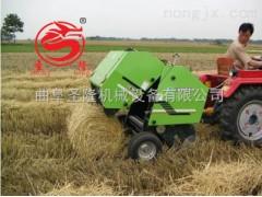 全自动小麦秸秆捡拾打捆机厂家