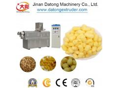 双螺杆膨化机-膨化食品设备