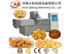 玉米棒食品生产线,膨化玉米棒加工设备