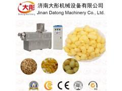 膨化玉米球设备,玉米棒膨化机