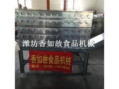 五香花生 五香瓜子 卤味花生生产线 热风炉百叶扇烘烤炉 烤箱