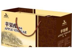 苹果醋饮品箱装
