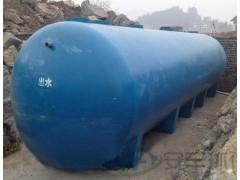 安丰  玻璃钢一体化污水处理设备  污水处理行业领先产品