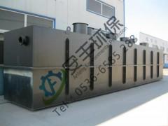 山东安丰环保 专业设计 生产  屠宰污水处理设备