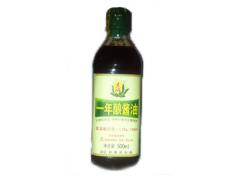 吉成系列 有机酱油 500ml 低盐健康 木桶纯酿