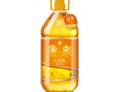 鲁泉5L大豆油