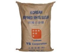 厂家供应韩国TS白砂糖 食品级韩国TS白砂糖