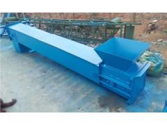 皮带牵引刮板送料机,化工厂专用刮板式送料机