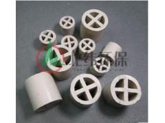 各种规格的陶瓷十字隔板环填料