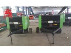 麦草秸秆回收打捆机产量
