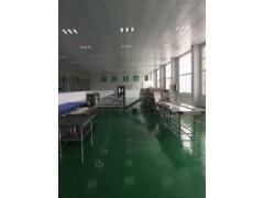 中央厨房切配生产线,广州蔬菜流水线厂家,净菜加工流水线