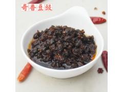 奇香豆豉调味酱 重庆小吃特产香辣火锅油碟蘸料350g
