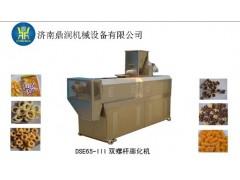 单螺杆膨化机与双螺杆膨化机的区别