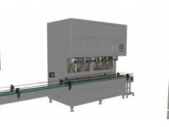 食用油灌装机液体灌装生产线