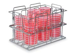 interscience培养皿支架PetriPile